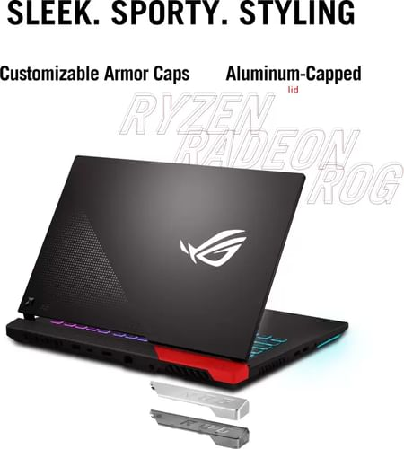 Asus ROG Strix G15 2021 Advantage Edition G513QY-HQ008TS Gaming Laptop (Ryzen 9 5900HX/ 16GB/ 1TB SSD/ Win10 Home/ 12GB Graph)