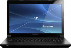 Lenovo IdeaPad B480-59-343084 (Intel Core i3-2330M/ 2GB/ 500GB/ Windows 7 Pro 32)