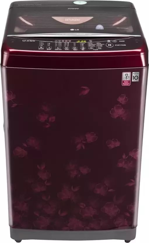 LG T8077NEDLX 7kg Fully Automatic Top Load Washing Machine
