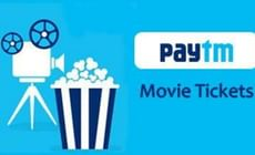 Get 50% Cashback upto Rs. 150 on Movie Ticket Booking