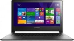 Lenovo Ideapad Flex 2-14 Notebook (4th Gen Ci3/ 4GB/ 500GB/ Win8.1/ Touch)