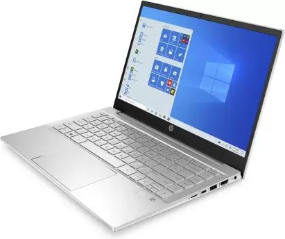 HP Pavilion 14-dv0054TU Laptop (11th Gen Core i5/ 16GB/ 512GB SSD/ Win10 Home)