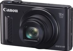 Canon SX610 (Body with SAL 18-55mm Lens)