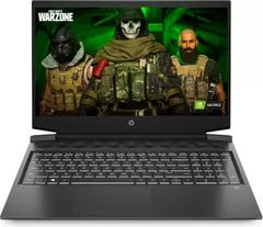 HP Pavilion 16-a0023TX Gaming Laptop (10th Gen Core i5/ 8GB/ 1TB/ 256GB SSD/ Win10 Home/ 4GB Graph)