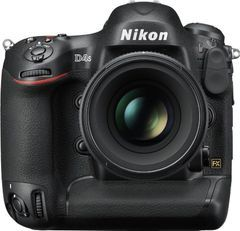 Nikon D4S Digital SLR (Body Only)