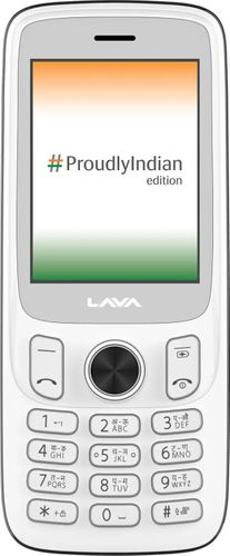 Lava A5 Proudly Indian Edition