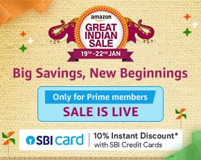 Amazon Great Indian Sale PRIME