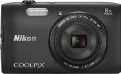 Nikon COOLPIX S3600 20.1MP Point & Shoot Camera
