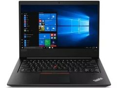 Lenovo ThinkPad E480 Laptop (8th Gen Ci3/ 4GB/ 500GB/ Win10 Home)