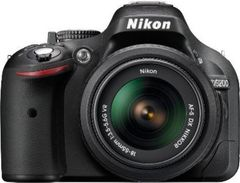 Nikon D5200 24.1 MP Digital SLR Camera (18-55mm)