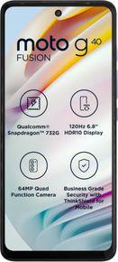Realme 8 5G vs Motorola Moto G40 Fusion
