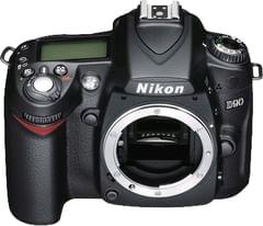 Nikon D90 12.3MP Digital SLR (Body Only)
