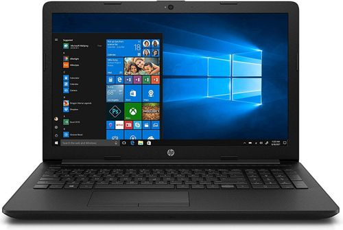 HP 15-di0001TU Laptop (Intel Pentium Gold/ 4GB/ 1TB/ Win10)