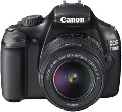 Canon EOS 1100D SLR (Kit (EF-S 18-55mm IS II))