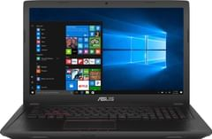Asus FX553VD-DM628T Laptop (7th Gen Ci7/ 8GB/ 1TB 128GB SSD/ FreeDOS/ 4GB Graph)