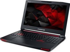 Acer Predator G9-591 (NX.Q0ASI.001) Notebook (6th Gen Ci7/ 16GB/ 1TB/ Win10/ 4GB Graph)