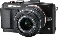 Olympus E-PL6 Mirrorless Camera