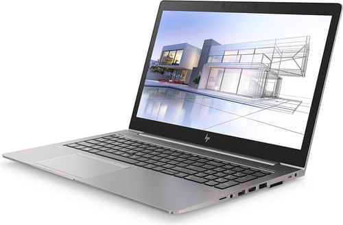 HP ZBook 15U G5 (5MX70PA) Laptop (8th Gen Core i7/ 8GB/ 512GB SSD/ Win10 Pro/ 2GB Graph)
