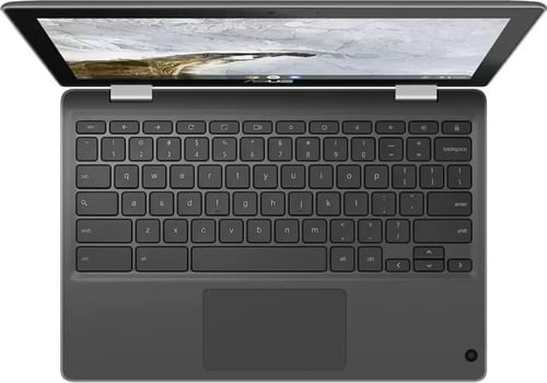 Asus Chromebook Flip C214MA-BU0452 Laptop (Celeron N4020/ 4GB/ 64GB eMMC/ Chrome OS)