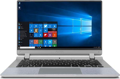 Avita Essential Refresh NE14A2INC44A Laptop (Intel Celeron N4020/ 4GB/ 256GB SSD/ Win10 Home)