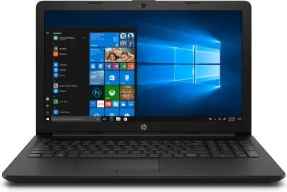 HP 15-di0006tu Laptop (8th Gen Core i3/ 4GB/ 1TB/ Win10 Home)