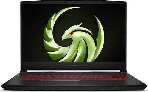 MSI Bravo 15 B5DD-077IN Gaming Laptop (Ryzen 7 5800H/ 16GB/ 512GB SSD/ Win10 Home/ 4GB Graph)
