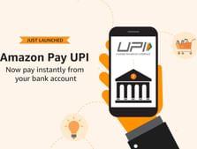 Amazon: FLAT Rs. 25 Cashback on Rs. 500 Add Money Using Amazon Pay UPI