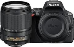 Nikon D5500 DSLR Camera (AF-S 18-140mm VR Kit Lens)