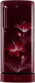LG GL-D201ARGY 190 L 5 Star Single Door Refrigerator