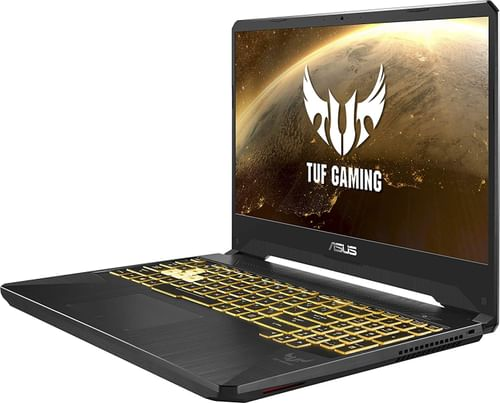 Asus TUF FX505GD-BQ316T Gaming Laptop (8th Gen Core i5/ 8GB/ 1TB 256GB SSD/ Win10/ 4GB Graph)