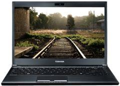 Toshiba Portege R700-I3330 Laptop (1st Gen Ci3/ 2GB/ 320GB/ Win7 HP)