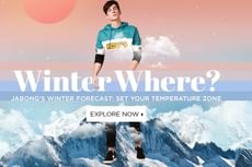 Set Your Temperature Zone and Shop For Winters