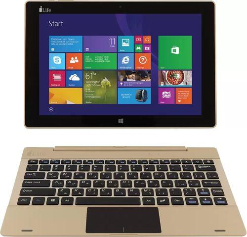 i-Life ZED ZED Book Goin Laptop (Atom Quad Core/ 2GB/ 32GB/ Win10)