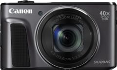 Canon SX720 HS PowerShot 20.3 MP Digital Camera
