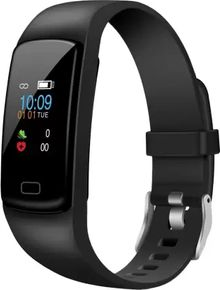 Helix Gusto HRM Fitness Band