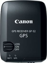 Canon GP-E2 GPS Receiver for Canon EOS 5D Mark III Digital SLR Camera