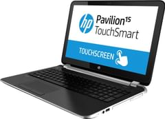 HP Pavilion TouchSmart 15-N015TX Laptop (3rd Gen Ci3/ 4GB/ 500GB/ Win8/ 1GB Graph/ Touch)