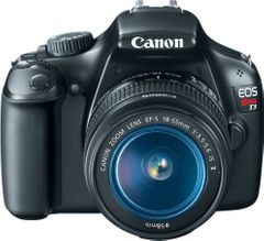 Canon EOS Rebel T3 12MP DSLR Camera with 18-55 IS II Lens