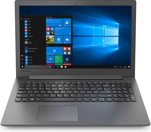 Lenovo Ideapad 130 81H50038IN Laptop (APU A6/ 4GB/ 1TB/ Win10 Home)