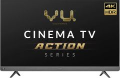 Vu Cinema TV Action Series 55LX 55-inch Ultra HD 4K Smart LED TV