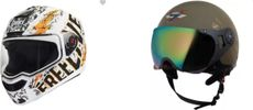 Steelbird Biker Helmets: Upto 30% OFF on New Collection