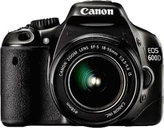 Canon EOS 600D SLR (Kit I EF-S 18-55mm IS II)