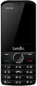 Lemon Lemo 244