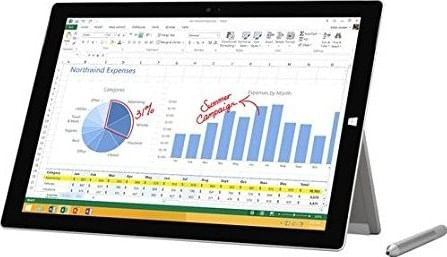 Microsoft Surface Pro 3 12.0 Tablet (4th Gen Ci5/ 4GB/ 128GB/ Win8.1 Pro)