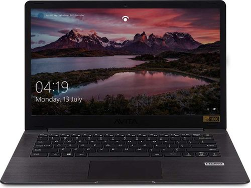 Avita Pura NS14A6INU442 Laptop (AMD Ryzen 3/ 4GB/ 256GB SSD/ Win10)