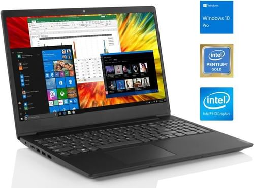 Lenovo Ideapad S145 (81MV00LYIN) Laptop (Pentium Gold/ 4GB/ 1TB/ Win10)