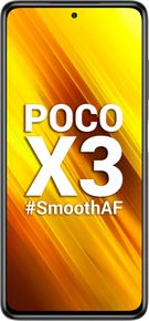 Poco X3 (8GB RAM + 128GB) vs Samsung Galaxy M51