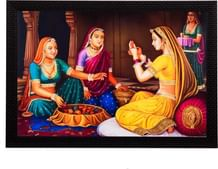 Min. 80% OFF On Wall Paintings By eCraftIndia