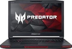 Acer Predator 15 G9-593-77JE.002 Laptop (6th Gen Ci7/ 32GB/ 2TB 256GB SSD/ Win10/ 8GB Graph)
