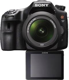 Sony Alpha A57K SLT SLR (18-55mm Lens)